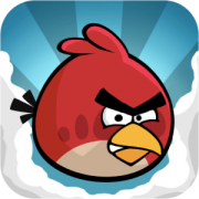 Source: Wikipedia Angry Birds app logo